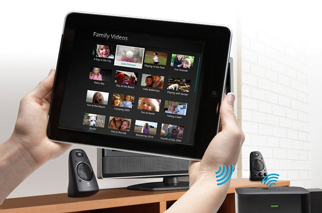 Logitech_Bluetooth_Receiver_Stream_Music