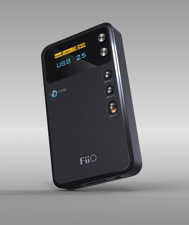 Fiio E17 portable headphone amplifier3