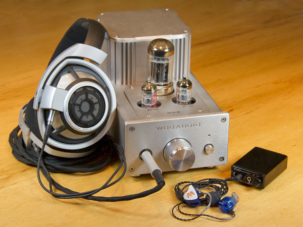 portable headphone amplifier