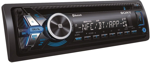 Sony_MEXN5000BT_Bluetooth_Car_Stereo_Receiver