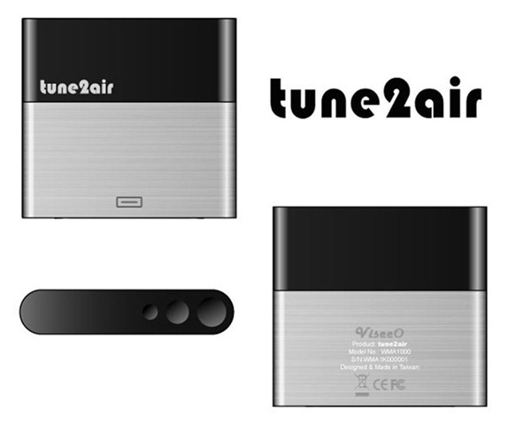Portable HiFi – ViseeO Tune2air WMA1000: Optimal Bluetooth