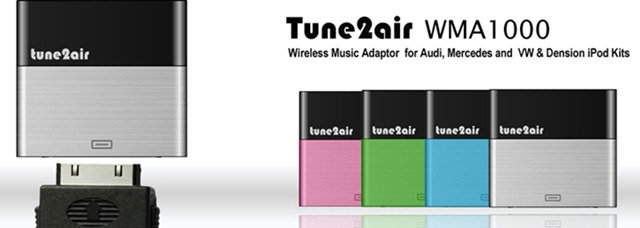 ViseeO_tune2air_WMA1000_Bluetooth_adapter_all_color
