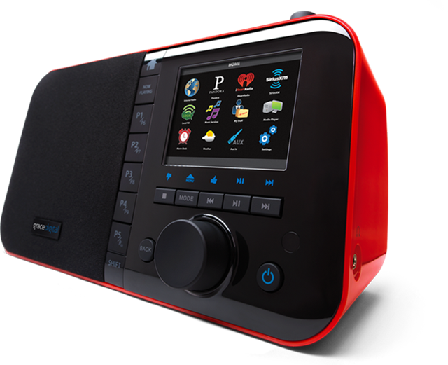 grace digital mondo gdi irc6000 partner for radio