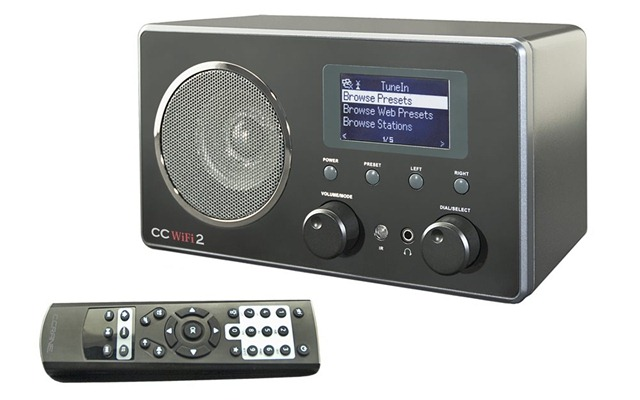 Internet radio receiver