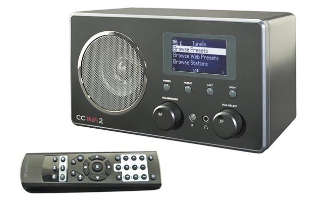 Internet radio receiver