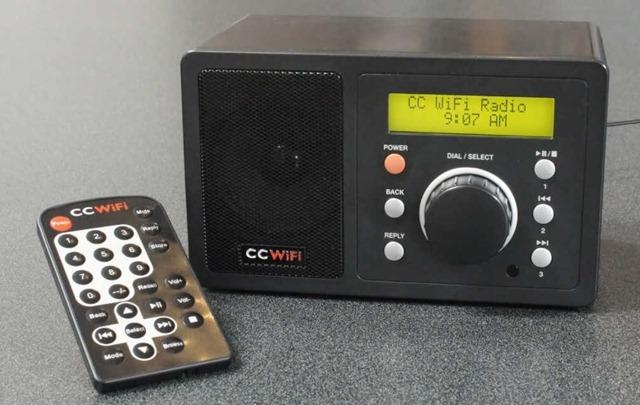 Small Internet Radio in a Small Town More Radio