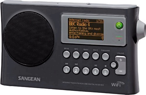 Sangean_WFR-28_Rechargeable_Portable_WiFi_Internet_Radio