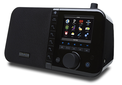 Portable Hifi Grace Digital Mondo Gdi Irc6000 Your