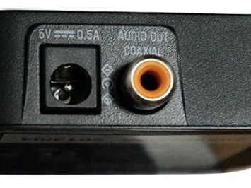 Yamaha YBA-11  Coaxial Digital Output
