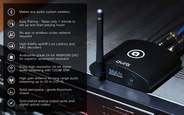 auris_bluMe_True_Hi-Fi_Bluetooth_Music_Receiver_features_black_edtion
