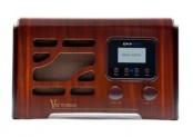 Grace Digital Victoria Internet Radio: Nostalgic Gadget For Old Radio Fans
